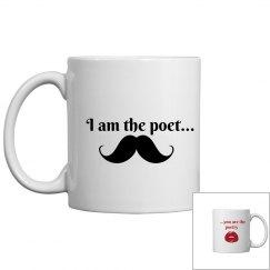 Poet and Poetry Mug