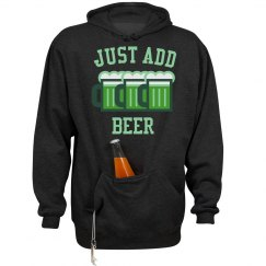 Just Add Green Beer
