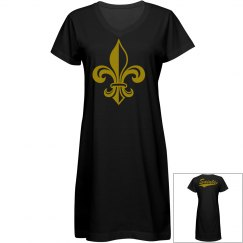 Saints dress