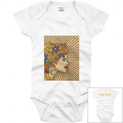 Latina Onesie-Infant
