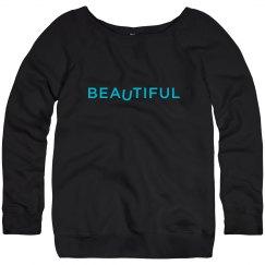 BEAuTIFUL Women's Fleece Sweatshirt