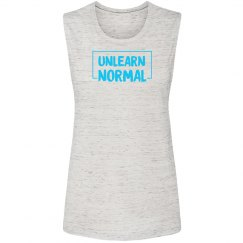 UnlearnNormal Women's Muscle Tank