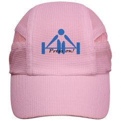Press on - KC Running Cap