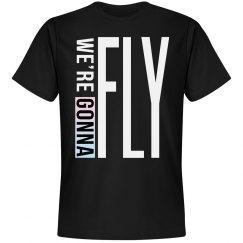 We're Gonna Fly - BLACK