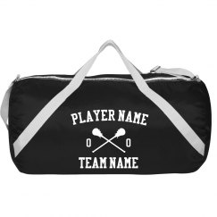 Custom Lacrosse Team Bag