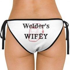Welders Wifey Swim B