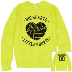 Big Hearts, Little Shorts