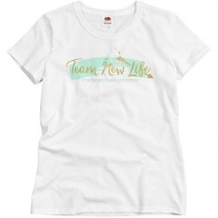 Women's Team New Life tee