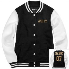 Ashy - Havoc Jacket