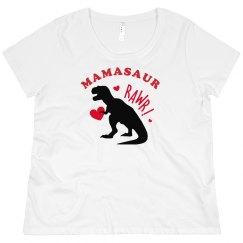 Loving Mamasaur