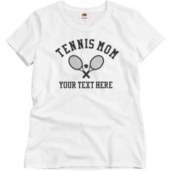 Custom Tennis Mom Gifts