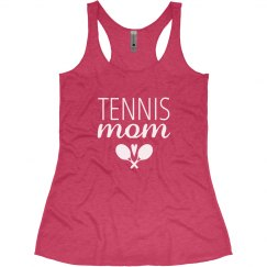 Cute Tennis Mom Workout Gear