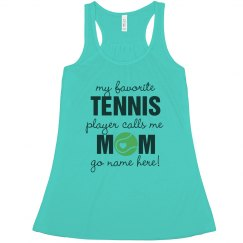 Tennis Mom Custom Sports Apparel