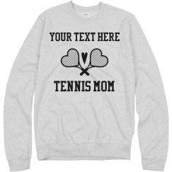 Personalized Tennis Mom Apparel