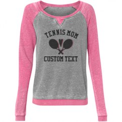 Cute Custom Tennis Mom Gear