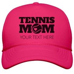 Personalized Tennis Mom Summer Gear