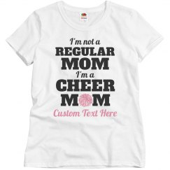 Regular Mom Cheer Mom