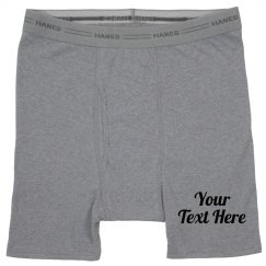 Create Custom Boxer Briefs