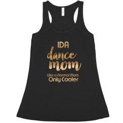 IDA Dance Mom Flowy Tank