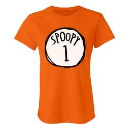 Spoopy Halloween Costume
