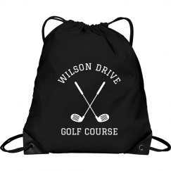 Custom Golf Course Bags