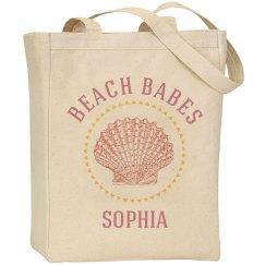 Beach Babes Shell