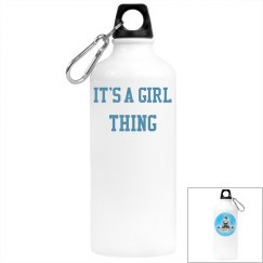 It's a Girl Thing Water bottle