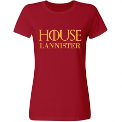We Are House Lannister