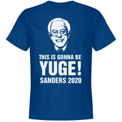 Bernie Sanders YUGE 2020