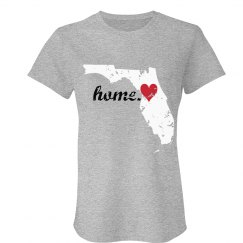 Home Is Florida Shirt