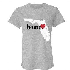 Home Is Florida Shirt