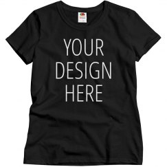Custom Ladies Tees With Group Discounts