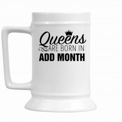 Custom Stein Queens Are Born