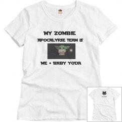 zombie vs apocalypse