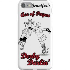 Roller Derby Pain Case