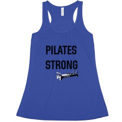 Pilates Strong Flow