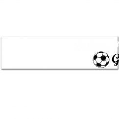 Dublin HS Soccer Mom