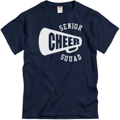 Powderpuff Senior Cheer