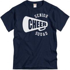 Powderpuff Senior Cheer
