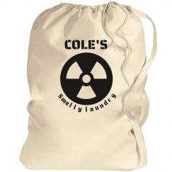 COLE. Laundry bag