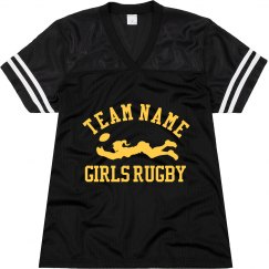 Girls Rugby Jersey