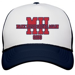 MH SNAPBACK (Make Music Great Again)