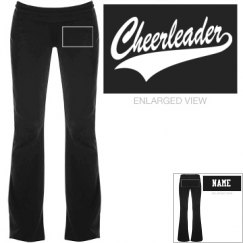 Customer Cheerleader Pants