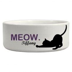 Cat Pet Bowl