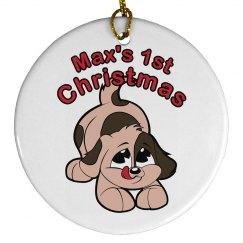 Dog's 1st Christmas