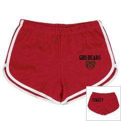 Custom Mesh Shorts