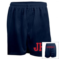 School Spirit Mesh Shorts