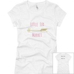 Market official womens tee