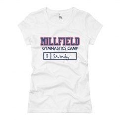 Millfield Gymnastics Camp