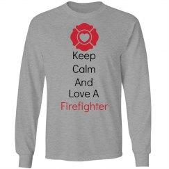 Keep Calm-Fire (long)